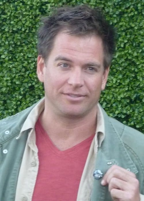 Michael Weatherly as seen in July 2010