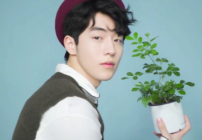 Nam Joo-hyuk as seen in 2017