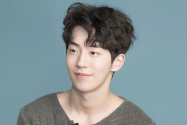 Nam Joo-hyuk as seen in March 2017