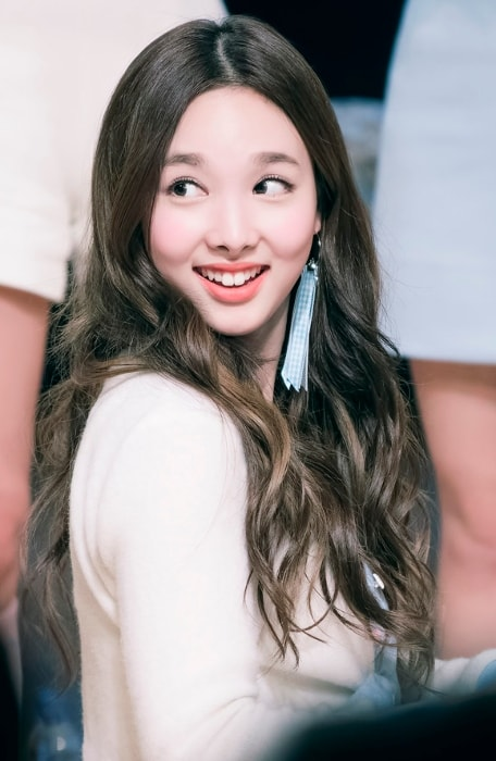 Nayeon as seen in March 2017