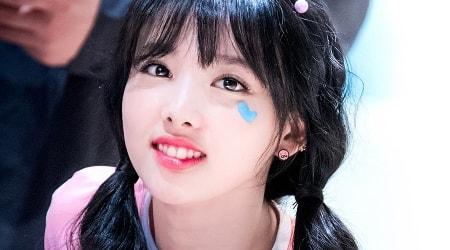 Nayeon (Im Na-yeon) Height, Weight, Age, Body Statistics