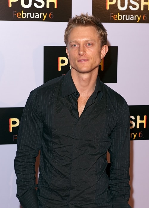 Neil Jackson as seen at the premiere of 'Push' in January 2009