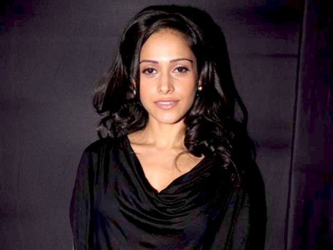 Nushrat Bharucha during the success bash of Pyar Ka Punchnama as seen in May 2012