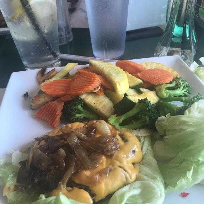 One of Sherri Shepherd's healthy meals
