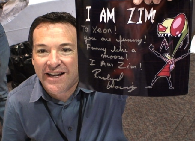 Richard Steven Horvitz as seen at JACON 2009 in Orlando, Florida