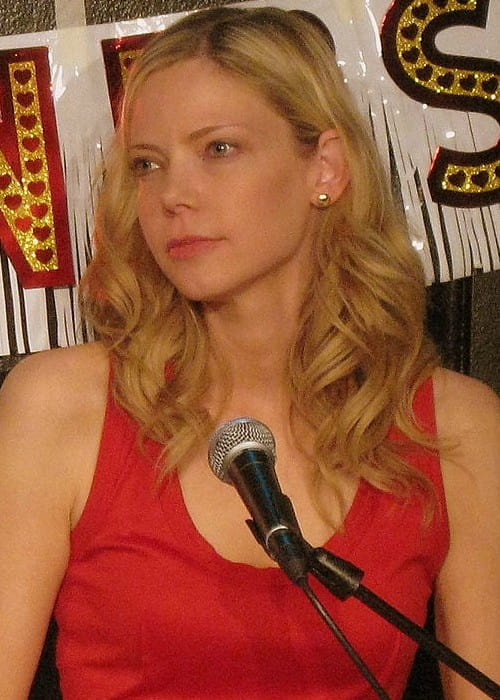 Riki Lindhome at Upright Citizens Brigade in February 2010