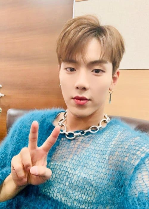 Shownu as seen in November 2018