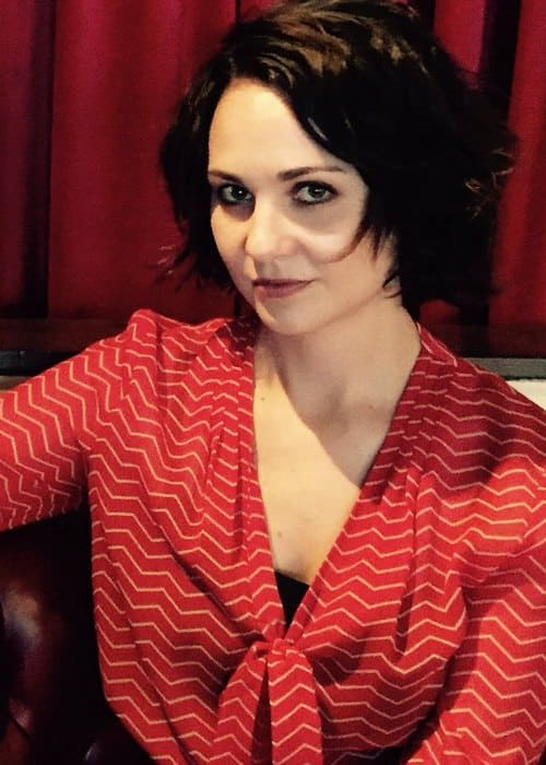 Tuppence Middleton as seen in August 2017