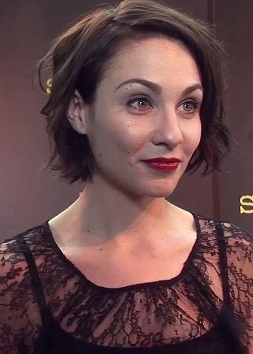 Tuppence Middleton during an event in August 2015