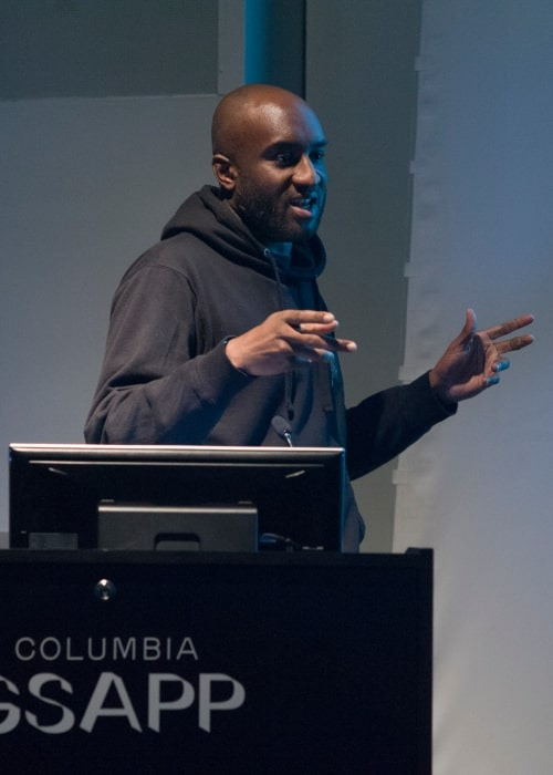 Virgil Abloh as seen in February 2017