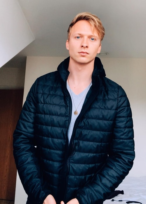 Will Tudor as seen in September 2018