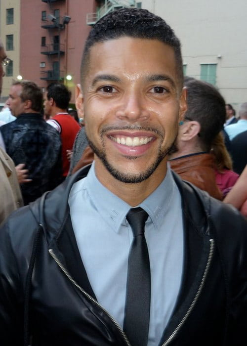 Wilson Cruz at Outfest in July 2010