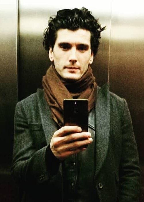 Yon González in a selfie in March 2018