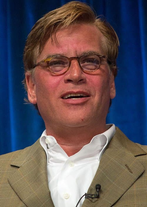 Aaron Sorkin at the PaleyFest in March 2013