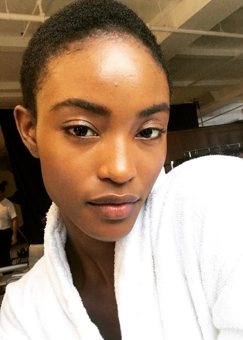 Alicia Burke as seen in a selfie in October 2018