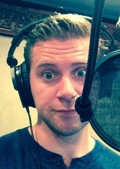 Allen Leech in an Instagram selfie as seen in April 2016