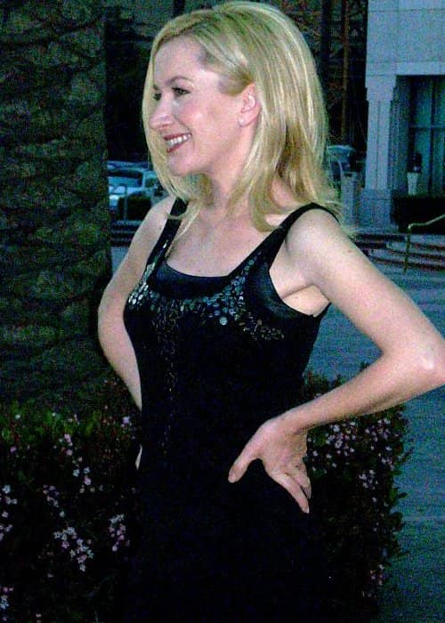 Angela Kinsey at the Academy of Television Arts & Sciences in March 2009