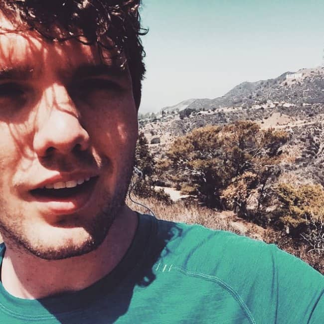 Austin Swift in an Instagram selfie as seen in August 2015