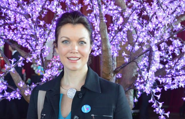 Bellamy Young as seen in January 2013
