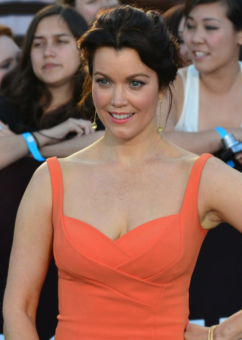 Bellamy Young at the Regency Bruin Theatre in March 2014