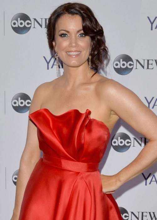 Bellamy Young attending the Pre-White House Correspondents' dinner reception pre-party at Washington Hilton in May 2014