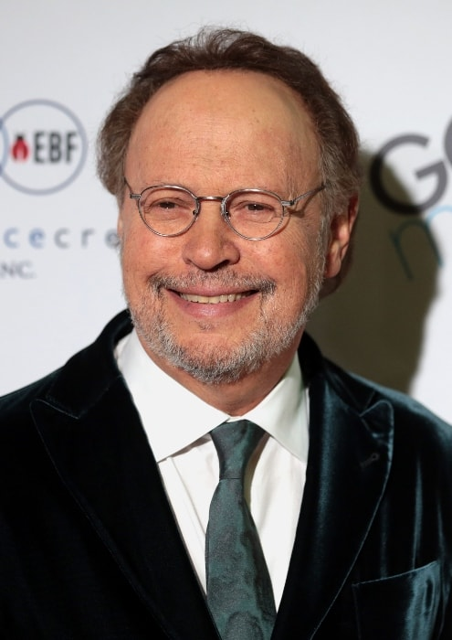 Billy Crystal as seen at Celebrity Fight Night XXIV in Phoenix, Arizona in March 2018