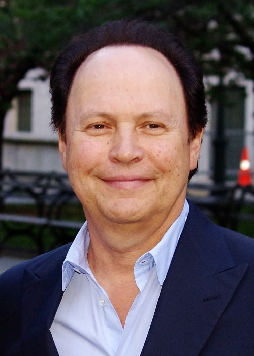 Billy Crystal as seen at the Vanity Fair party for the 2012 Tribeca Film Festival