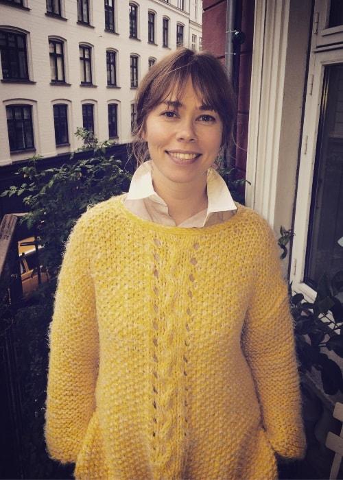 Birgitte Hjort Sørensen as seen in September 2017