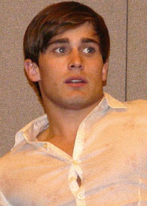 Christian Cooke as seen in May 2012
