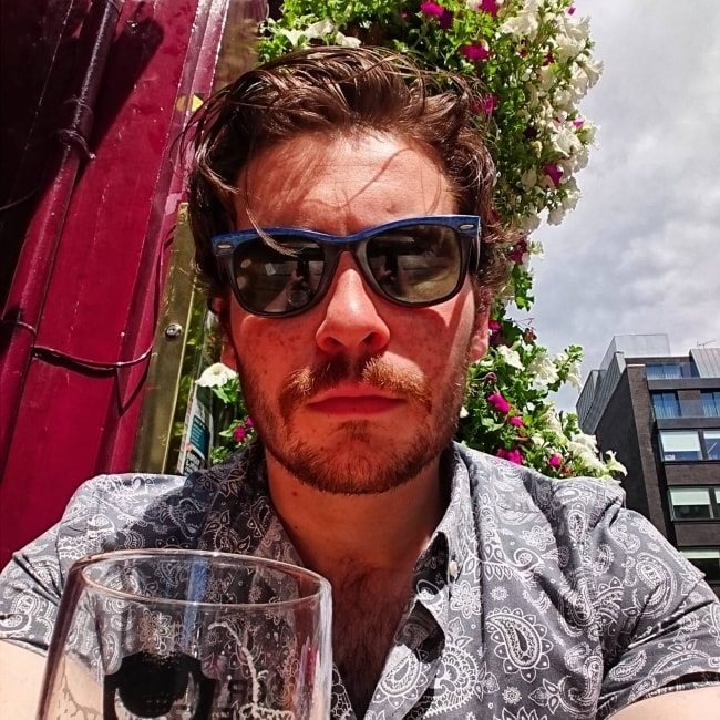 Daniel Portman as seen in July 2016