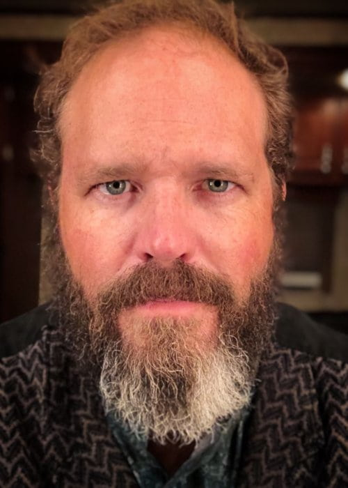 David Denman in an Instagram selfie as seen in October 2018