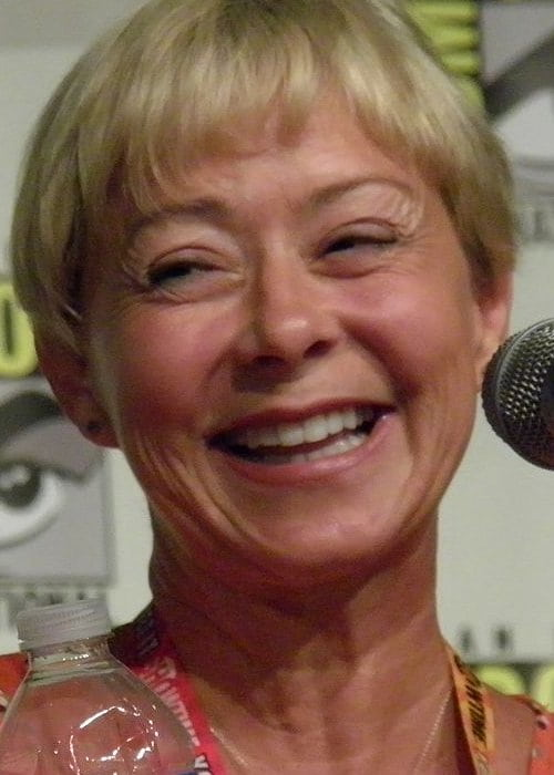 Debi Derryberry at San Diego Comic Con in July 2012