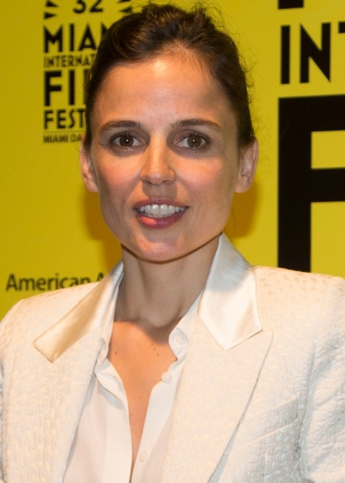 Elena Anaya as seen at MIFF 2015 presentation of 'They Are All Dead' in March 2015