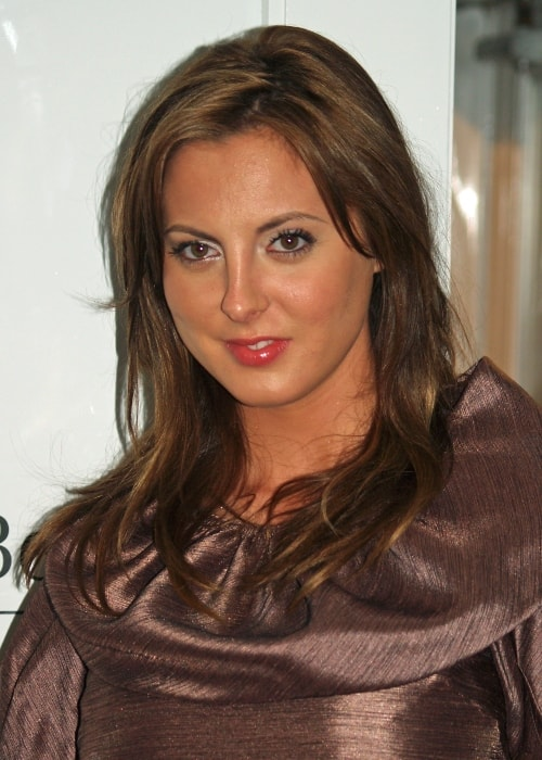 Eva Amurri as seen at Mercedes-Benz Fashion Week in September 2008