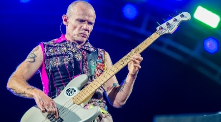 Flea (Musician) Height, Weight, Age, Body Statistics