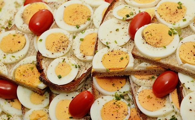 Follow a high protein diet