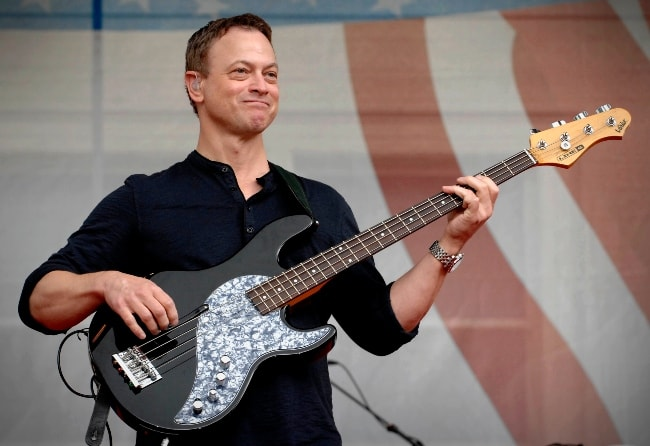 Gary Sinise as seen while performing in the 4th Annual America Supports You Military Tribute Concert in May 2008