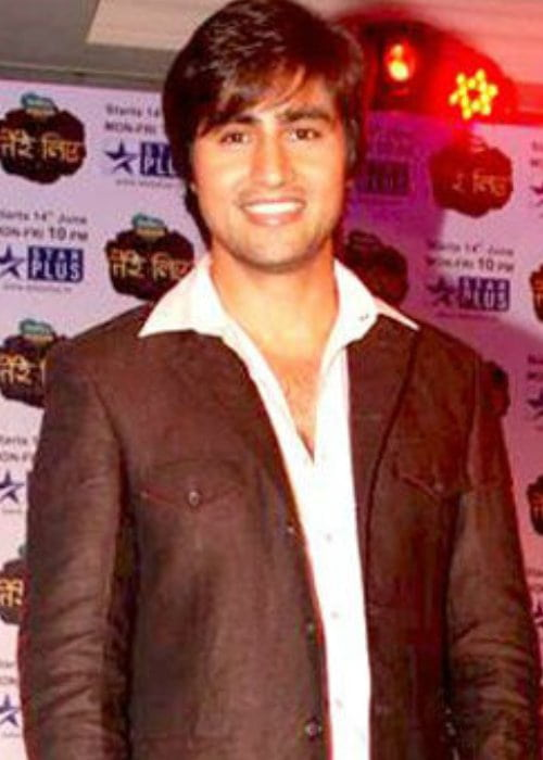 Harshad Chopda as seen in June 2012