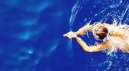 How to Lose Weight Swimming