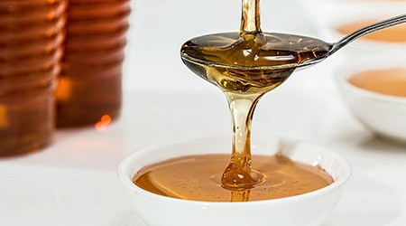 How to Lose Weight with Honey