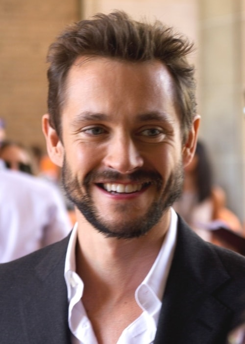 Hugh Dancy as seen at the 36th Toronto International Film Festival in September 2011