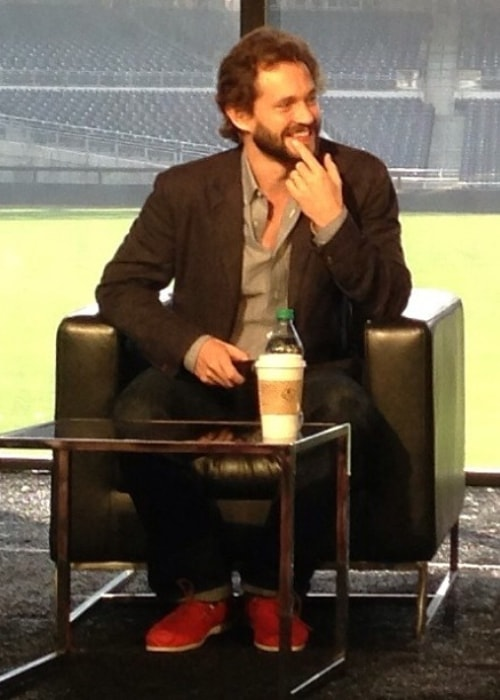 Hugh Dancy as seen at the San Diego Comic-Con
