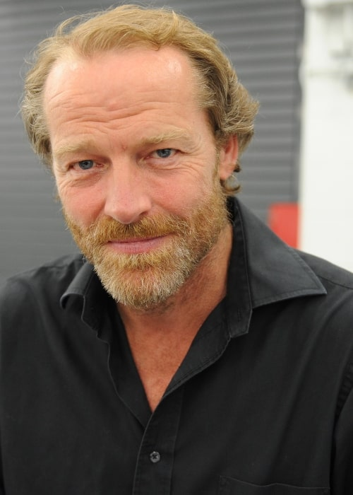 Iain Glen as seen in July 2012