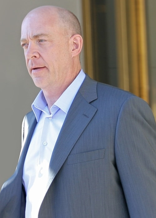 J.K. Simmons at the Toronto International Film Festival in September 2007