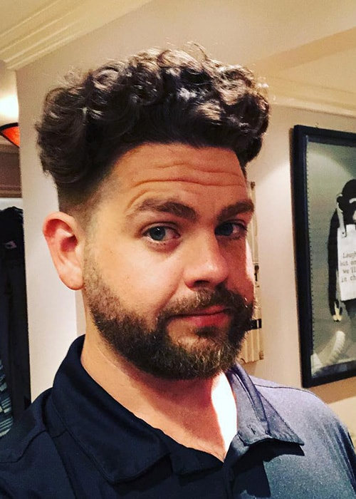 Jack Osbourne in an Instagram selfie in September 2018