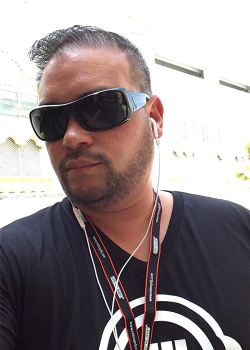 Jon Gosselin in an Instagram Selfie in August 2016