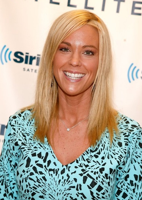 Kate Gosselin on The Phone Show at SiriusXM Studio in October 2011