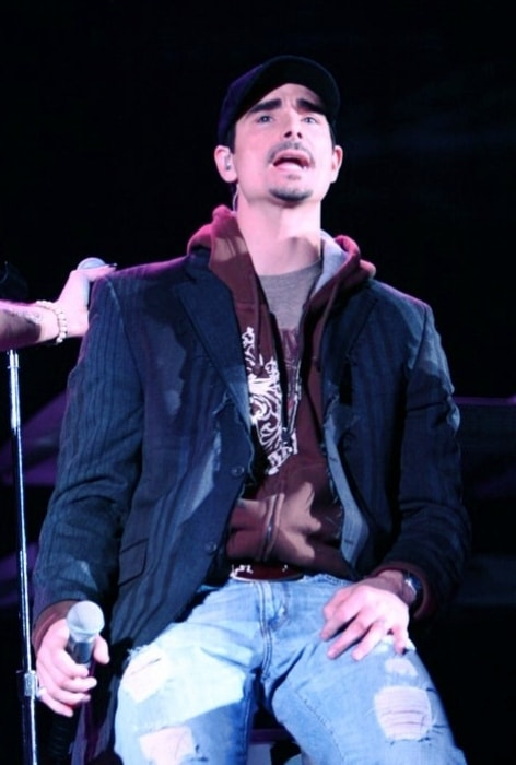 Kevin Richardson as seen while performing during a tour in December 2005