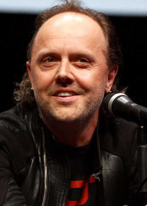 Lars Ulrich at the 2013 San Diego Comic Con International