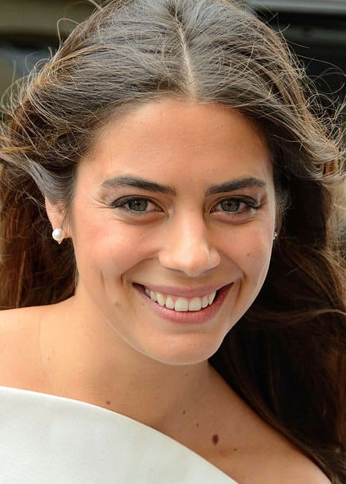 Lorenza Izzo as seen in September 2015